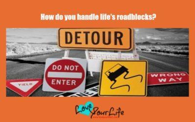 How Do You Handle Life's Roadblocks?