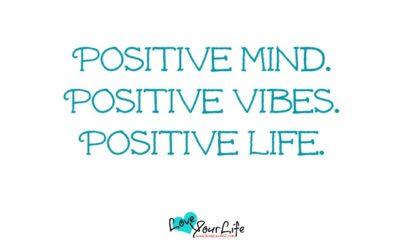 Let Positivity Fuel Your Change